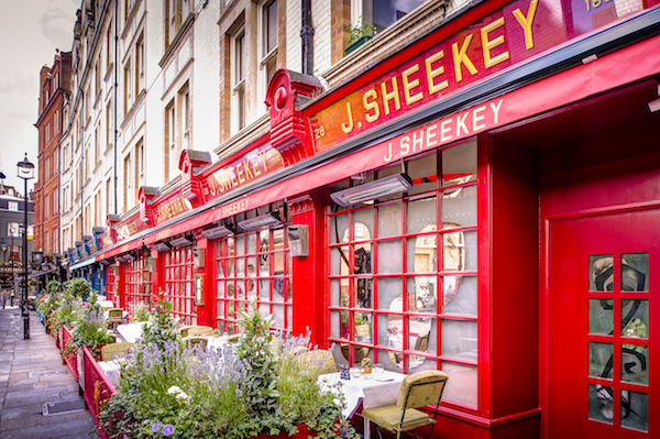 J Sheekey's Terrace