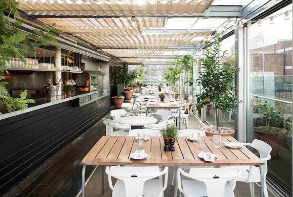 Boundary Rooftop, Shoreditch