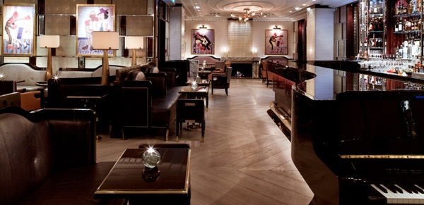 The Bassoon Bar at The Corinthia