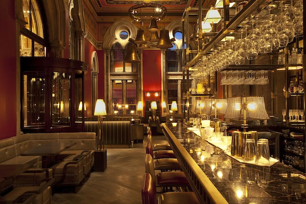 The Gilbert Scott cocktail bar