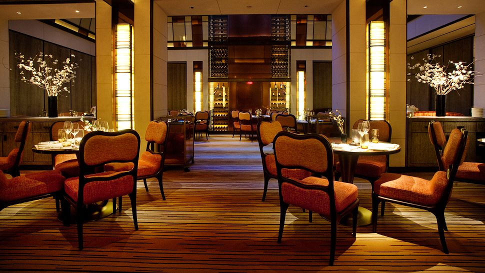 Jean Georges at The Mark Hotel in New York