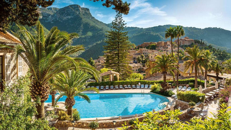 Belmond La Residencia Hotel in Deia, Mallorca