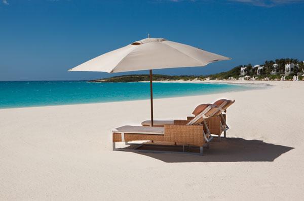 The Beach at Cap Juluca in Anguilla