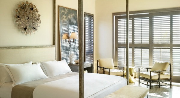 The bedrooms at Viceroy Anguilla