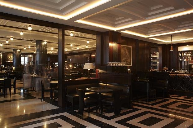 The Delaunay Restaurant in Covent Garden