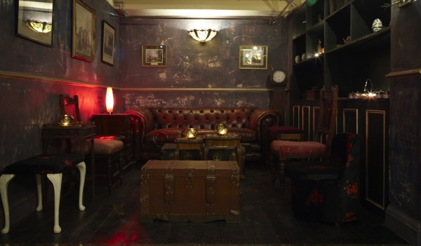 The Lucky Pig, Fitzrovia
