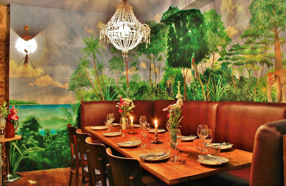 The Jungle Room at Blanchette Soho