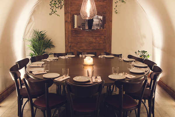 Pachamama private dining room