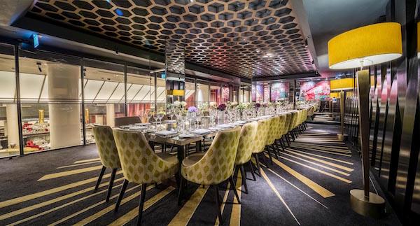 Quaglino's private dining room
