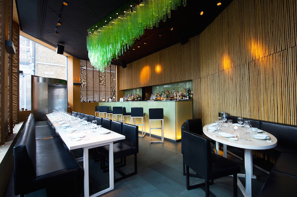 Sake No Hana private dining room