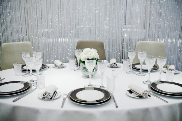 Table Lumiere at Alain Ducasse at the Dorchester