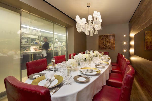 The Chef's Table at The Dorchester