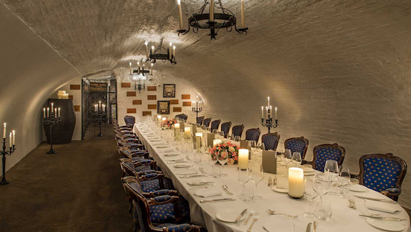 The Wine Cellar at The Stafford