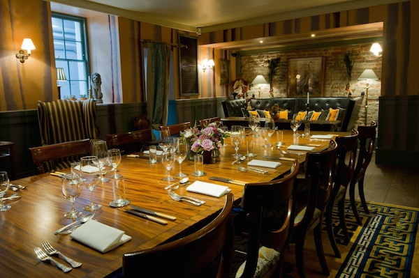 The Games Room at The Zetter Townhouse