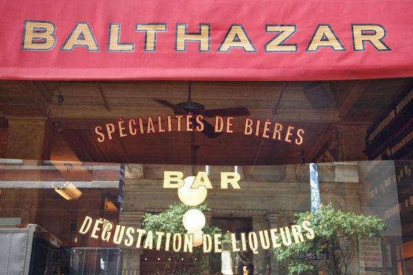 Balthazar Restaurant in London