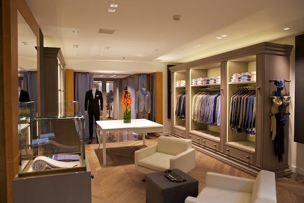 OTTO's menswear store in London