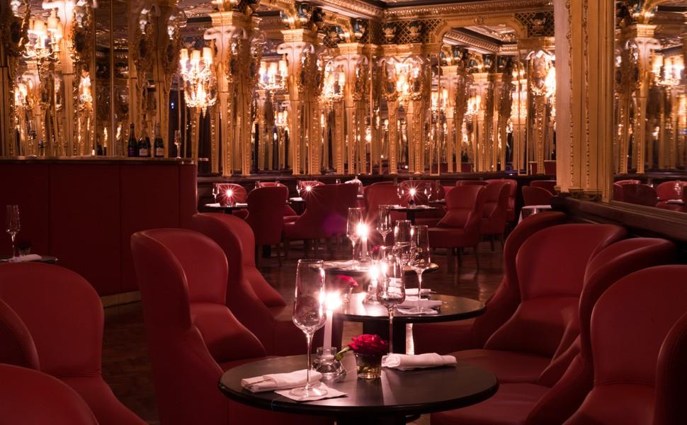 Oscar Wilde Bar at Hotel Cafe Royal