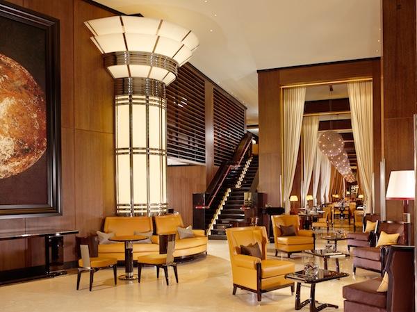45 Park Lane boutique hotel in London