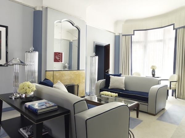 The suites at Claridge's