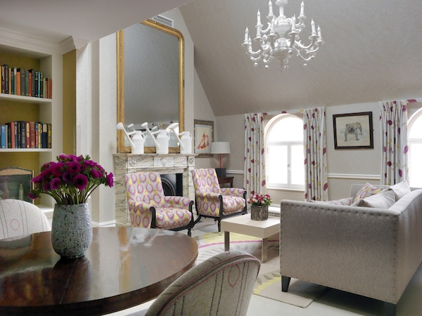 The Covent Garden boutique hotel in London