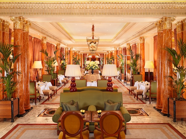 The Dorchester Hotel in Mayfair