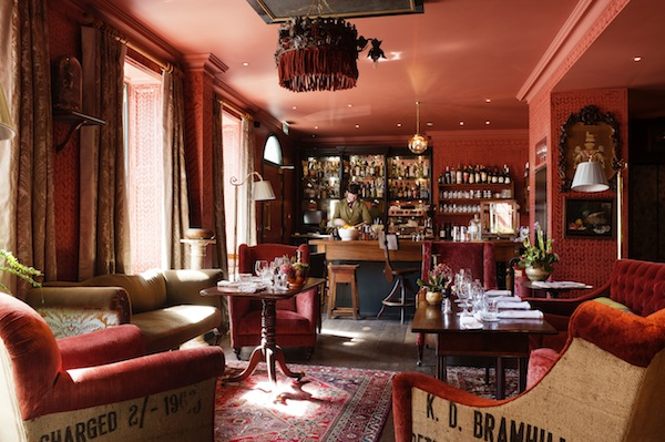 The Zetter Townhouse boutique hotel in London