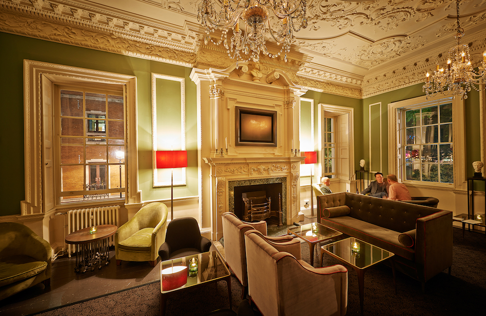 The house of St Barnabas private members' club