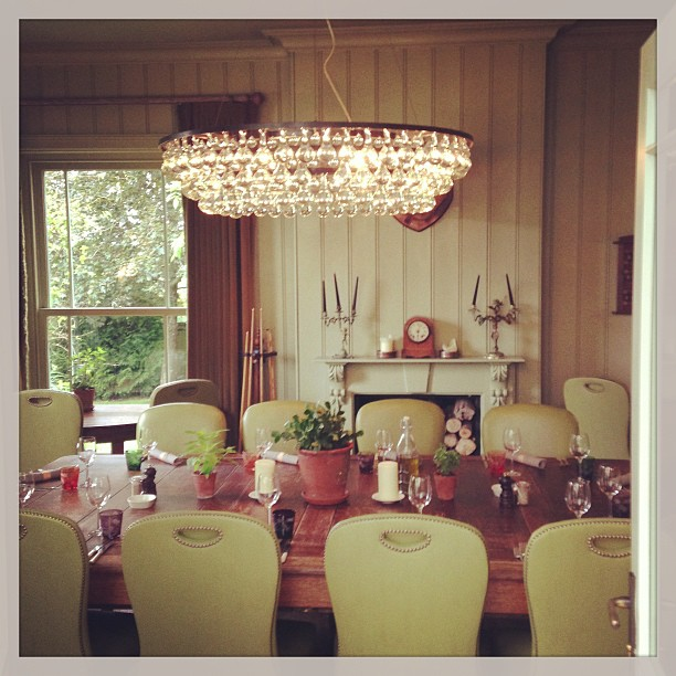 The Restaurant at The Pig Hotel Hampshire