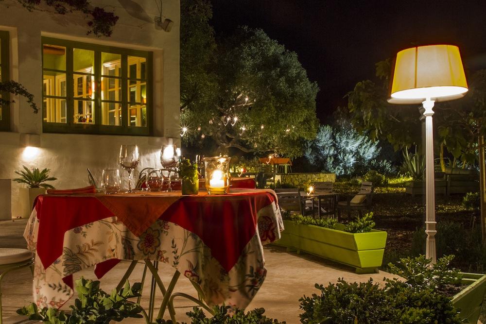 Can Domingo restaurant in Ibiza