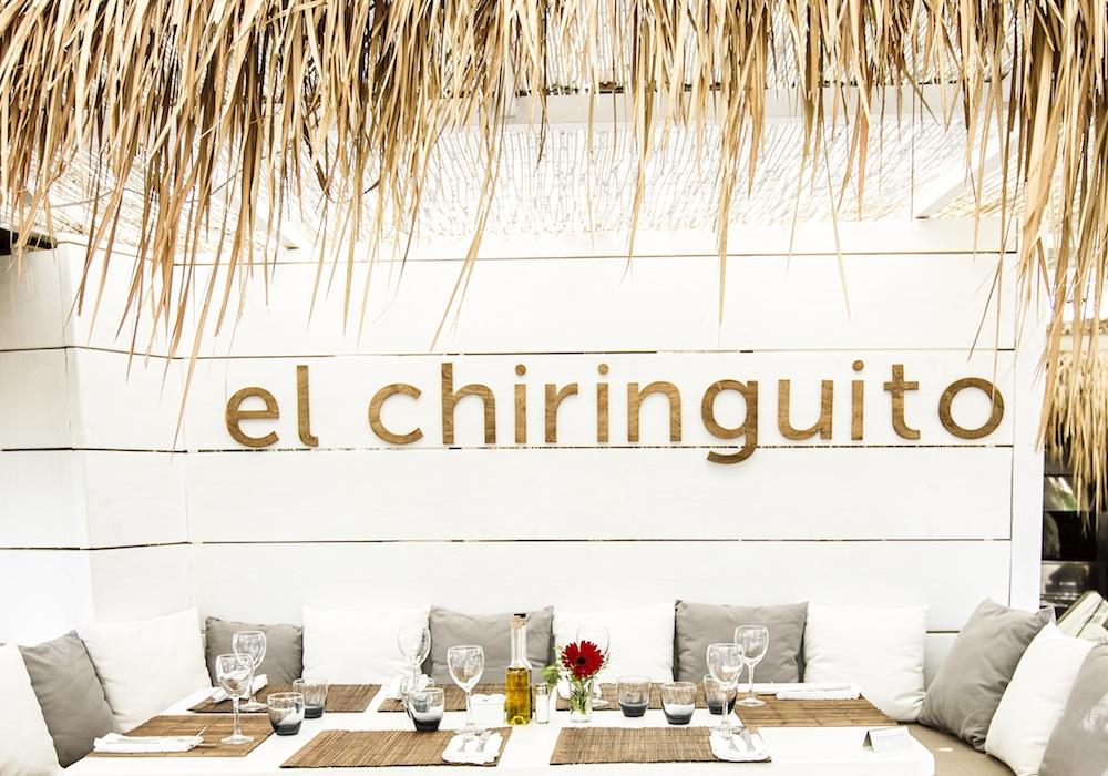 El Chiringuito in Ibiza