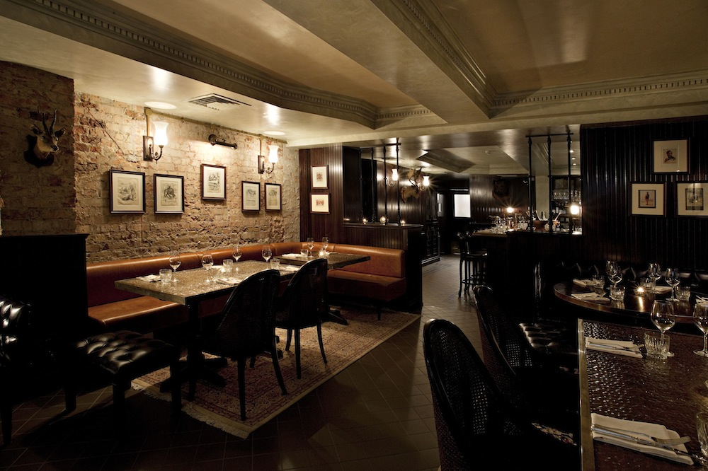 Gymkhana restaurant London