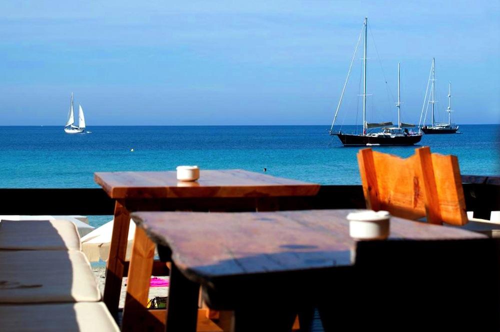 Jockey Club restaurant in Ibiza