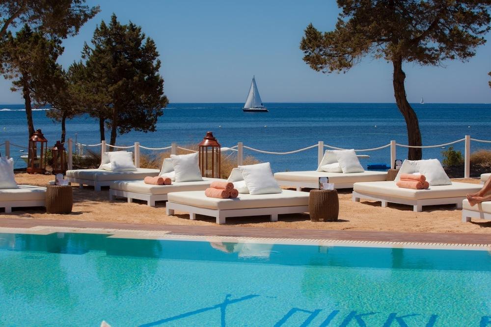 Nikki Beach in Ibiza