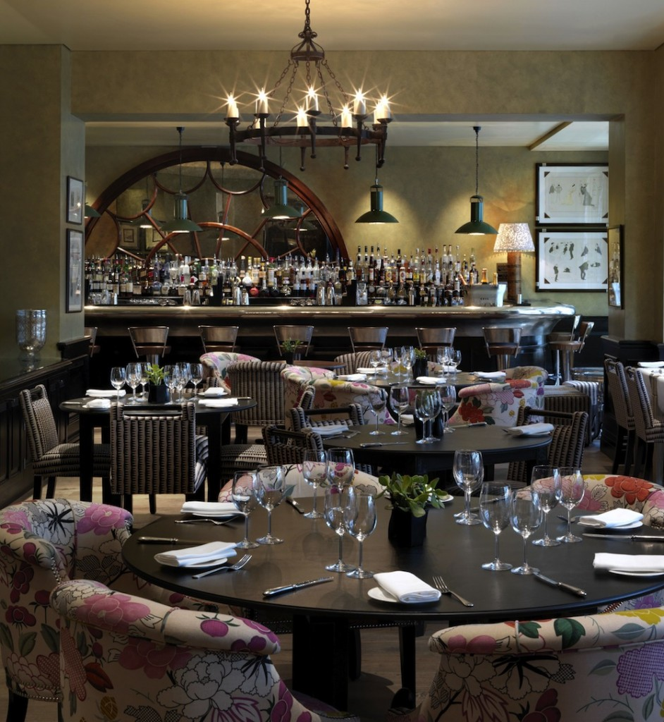 Brasserie Max at Covent Garden hotel