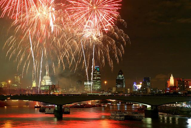 Fireworks Display London