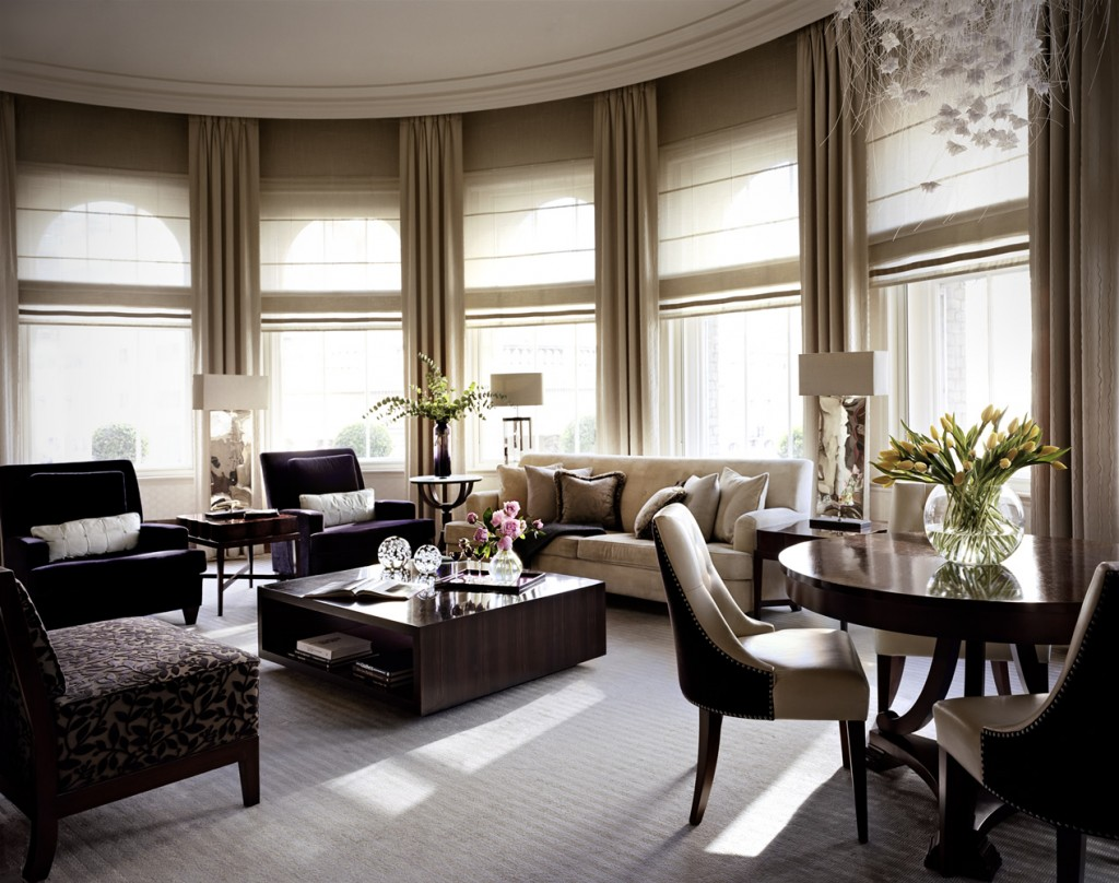 The Infinity Suite at The Langham