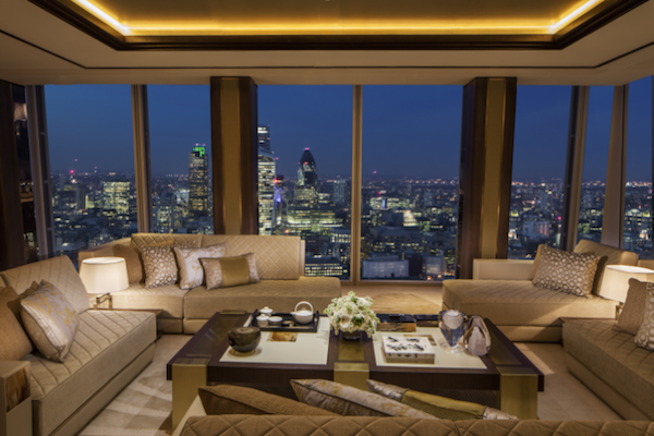 Shangri-La Suite at Shangri-La London