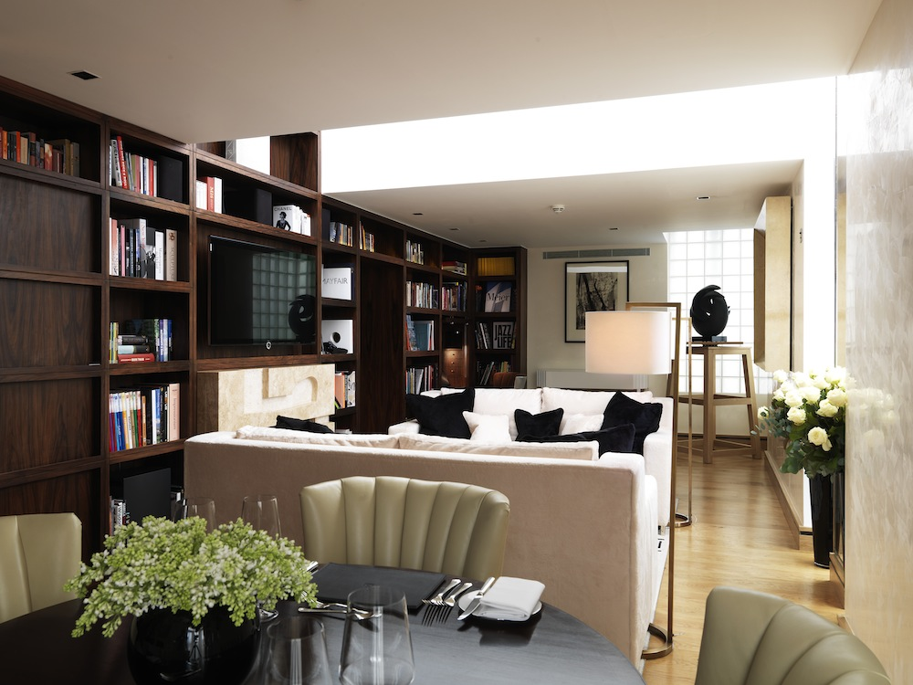 The Library Suite at The Connaught