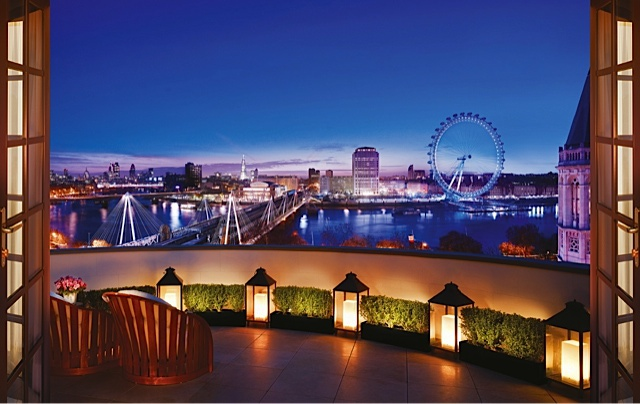 The Royal Penthouse at Corinthia London