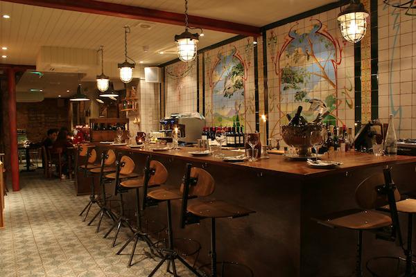Blanchette Restaurant in Soho