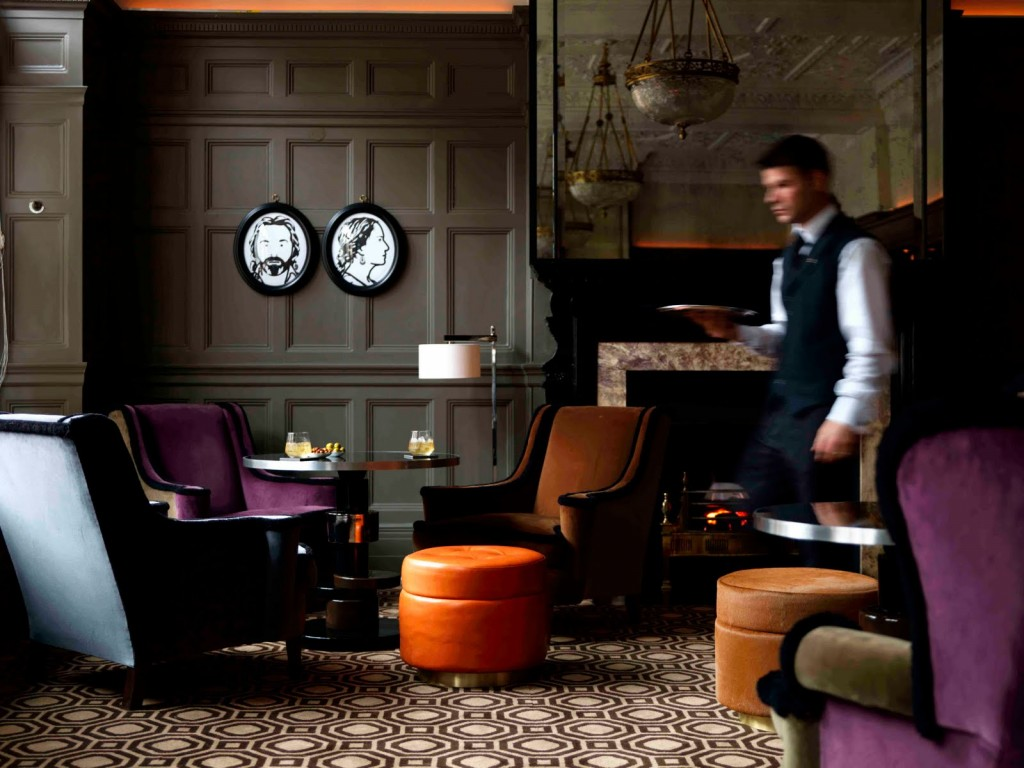 The Coburg Bar at The Connaught