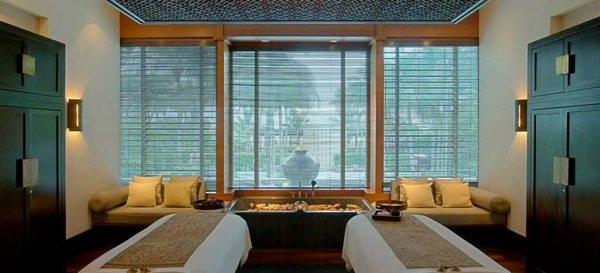 The spa at The Setai Miami
