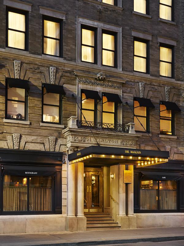 1422 Marlton Hotel