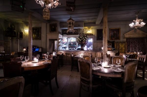 The restaurant at Paradise Kensal Green