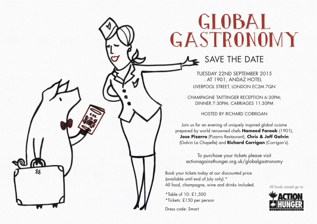 Global Gastronomy 2015