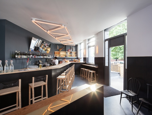 Verden Restaurant in East London
