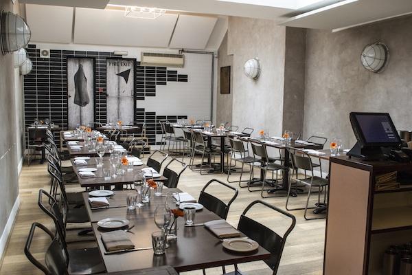 Picture Restaurant, Fitzrovia