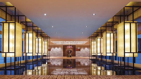 The Portland Ritz-Carlton in Shanghai
