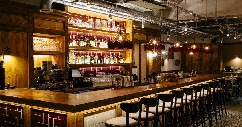 The Bar at Pachamama in  Marylebone
