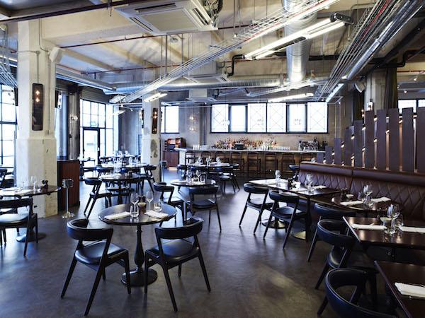 Union Street Cafe in Southwark
